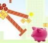 Rich Piggy 2 Level Pack
