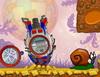 Snail Bob 4 Space logikai játék