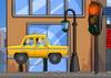 Taxi Express automotor játék