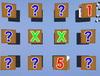 3D Memory Numbers